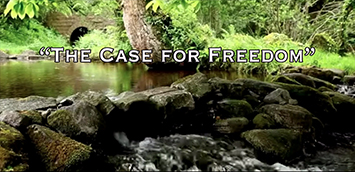 Case for Freedom link video link